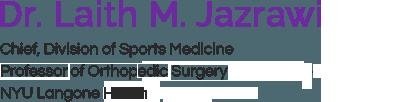 Dr. Laith M. Jazrawi